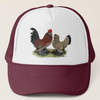 D'Uccle Bantams:  Mille Fleur Trucker Hat