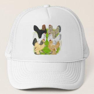 D'Uccles Six Hens Trucker Hat