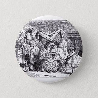 Duchess and Cook 2 Inch Round Button