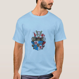 Duchy of Courland Coat of Arms T-shirt