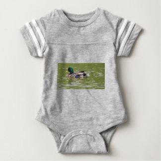 duck3 baby bodysuit