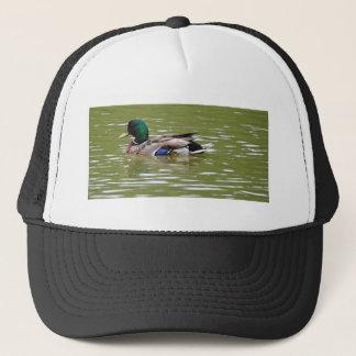 duck3 trucker hat