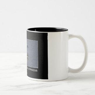 Duck and Gull Gifts Two-Tone Coffee Mug
