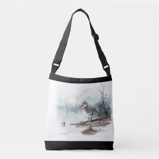 Duck Bird Wildlife Animals Pond Tote Bag