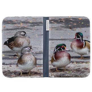 Duck Birds Animals Wildlife Photography Kindle Case