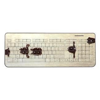 Duck Birds Wildlife Animal Keyboard