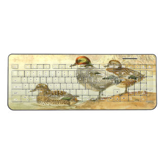 Duck Birds Wildlife Animals Pond Keyboard