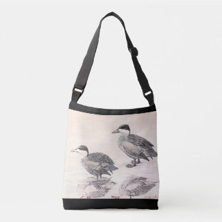 Duck Birds Wildlife Animals Pond Tote Bag