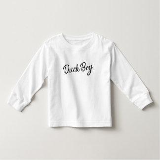 Duck Boy Toddler T-shirt