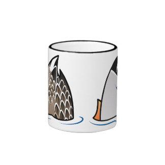 Duck Butts Ringer Coffee Mug