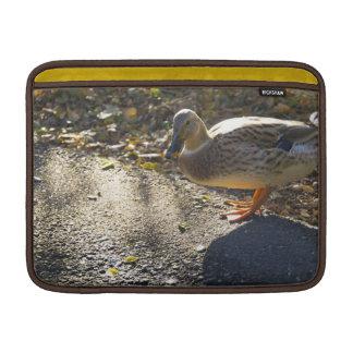 """Duck Crossing Road - 13"""" Macbook Air Laptop Sleeve Sleeve For MacBook Air"""