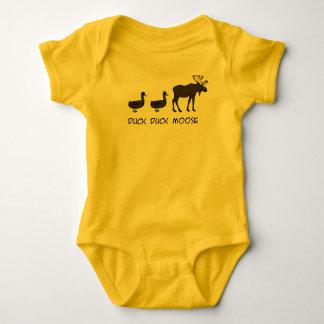 Duck Duck Moose Baby Bodysuit