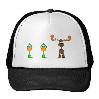 Duck Duck Moose Trucker Hat