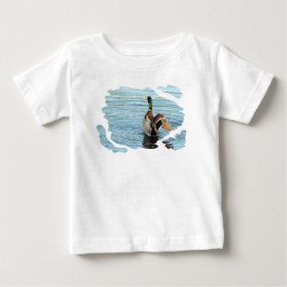 Duck - duck - Photography Jean Louis Glineur Baby T-Shirt