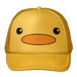 Duck Face Hat