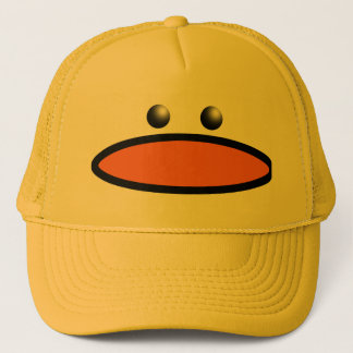 Duck Face Trucker Hat
