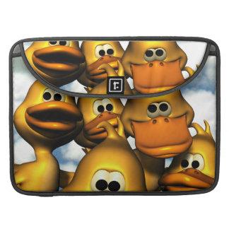 Duck Gathering Sleeve For MacBooks