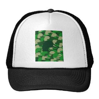 Duck Head Camo Trucker Hat