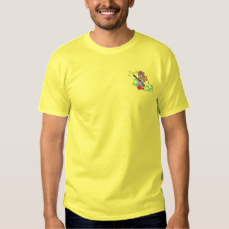 Duck Hunter Embroidered T-Shirt