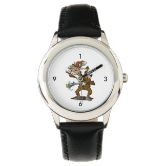 Duck Hunter Watch | Qwiznibet Square Junction