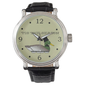 Duck Hunter Wrist Watch