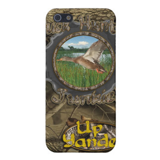 Duck Huntin' Junkie iPhone 4/4s Case