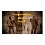 Duck Hunting Bond Business Card