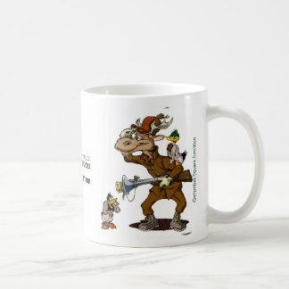 Duck Hunting | Chester Mafuffy Mug
