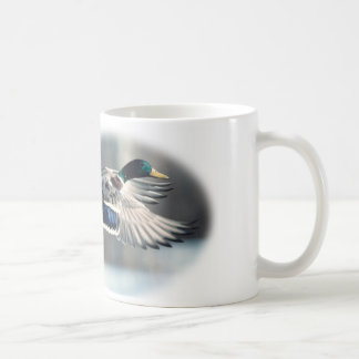 Duck Hunting mallard coffee cup