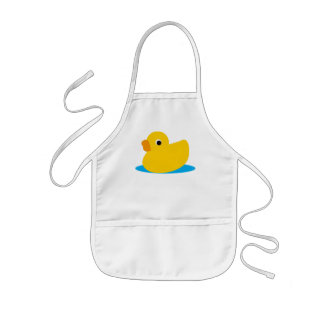 Duck Kids Apron