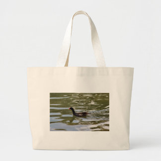 Duck Large Tote Bag