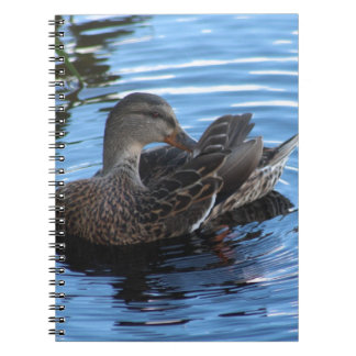 Duck Note Book