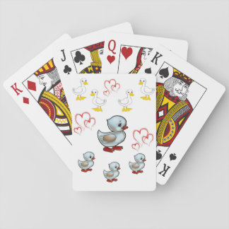 Duck Playing Card Deck