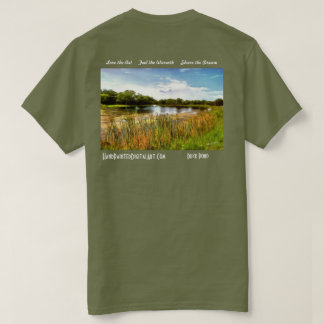 Duck Pond by Ricky Dean T-Shirt