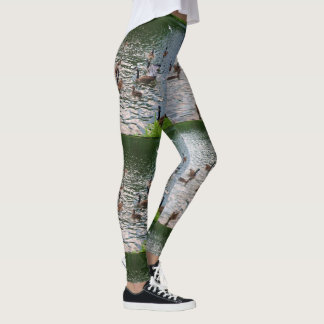 DUCK POND leggings