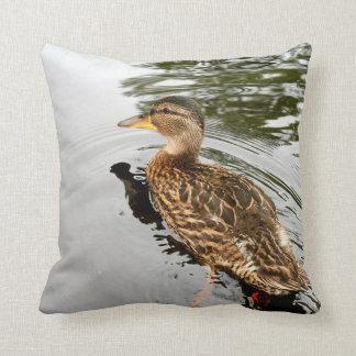Duck Pond Pillow