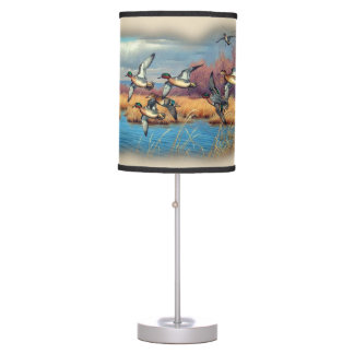 Duck Season Table Lamp