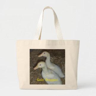 Duck Shopping Bag