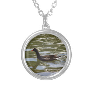 Duck Silver Plated Necklace