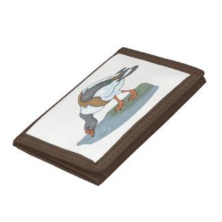Duck Tri-fold Wallet