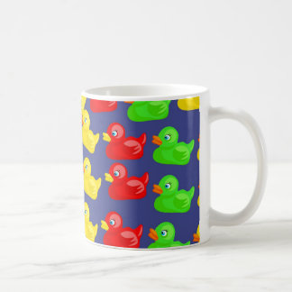 Duck Wallpaper Coffee Mug