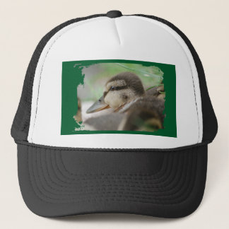 DUCKLING COLLECTION by Jean Louis Glineur Trucker Hat