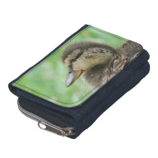 DUCKLING COLLECTION by Jean Louis Glineur Wallets