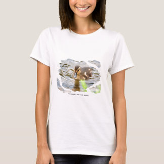 DUCKLING DUCK CHICKEN photo Jean Louis Glineur T-Shirt