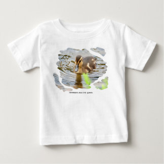 Duckling - duck - Photography Jean Louis Glineur Baby T-Shirt