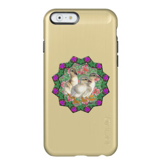 Ducklings and Flowers Incipio Feather® Shine iPhone 6 Case
