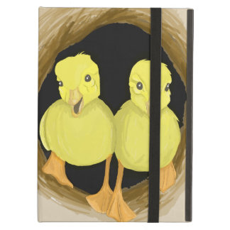 Ducklings in a Tree Ipad Cases