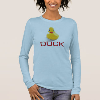 ducklogo long sleeve T-Shirt