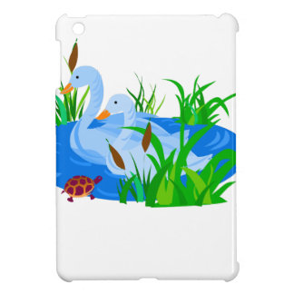 Ducks in water cover for the iPad mini