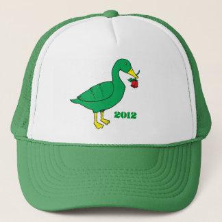 Ducks N' Roses hat